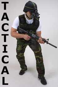 bulletproof ballistic tactical body armor